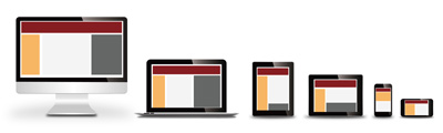 responsive design website upgrade